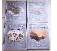 4 Volumes of Time Life's The Civil War Series