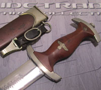 Early SA Dagger by E. Knecht & Co