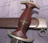 Early SA Dagger by Friedrich Geigis