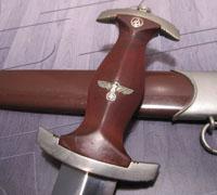 Early SA Dagger by Aug Kullenberg