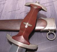 Early SA Dagger by Ehr. Reich