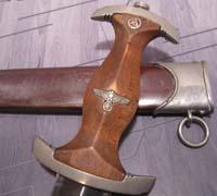 Early Ground Rohm SA Dagger