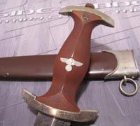RZM M7/66 (Eickhorn) SA Dagger 1939