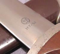 RZM M7/42 (WKC) SA Dagger