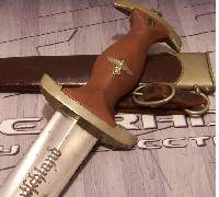 Early Anton Wingen Jr. SA Dagger