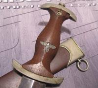Early SA Dagger by J.P. Sauer & Sohn