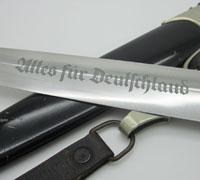 Early NSKK Dagger by Ed. Wüsthof