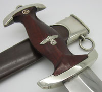 Early SA Dagger by G. Spitzer