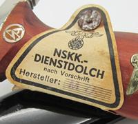 Tagged NSKK Dagger by RZM M7/37