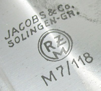 Transitional SA Dagger by Jacobs & Co.