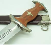 RZM M7/67 Gottlieb Hammesfahr,SA Dagger