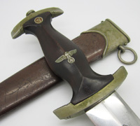 Early SA Dagger by August Rother