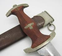 Early SA Dagger by Otto Simon