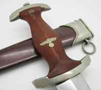 Early SA Dagger by Hermann Hahn