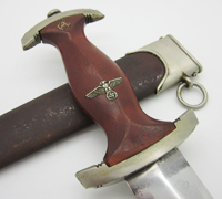 Early SA Dagger by Carl Kloos