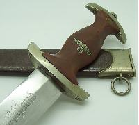 Early SA Dagger by Herbertz & Meurer