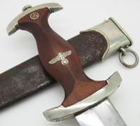 Early SA Dagger by Hugo Rader