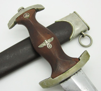 Early SA Dagger by Ludwig Groten