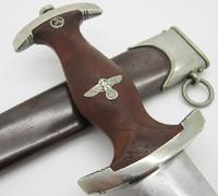 Early SA Dagger by Ernst. Bruckmann