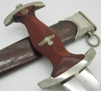 Early SA Dagger by Gebr. Heller