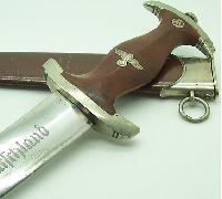 Early SA Dagger by F.W. Jordan
