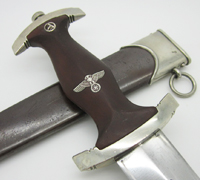 Rare Early SA Dagger by Eduard Vitting