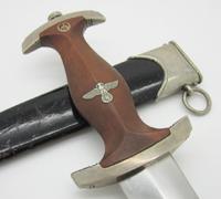 Early NSKK Dagger by Curdts Nachf