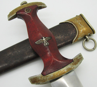 Early SA Dagger by Gebr. Bohme Nachfl.- Brotterode