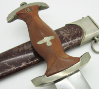 Rare Early SA Dagger by E. Kemper