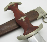 Early SA Dagger by Gustav Wirth
