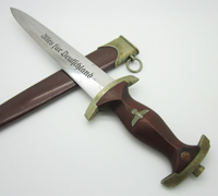 Early SA Dagger by Ernst Romer