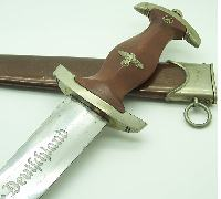 Rare Early SA Dagger by Karl Rob. Kaldenbach