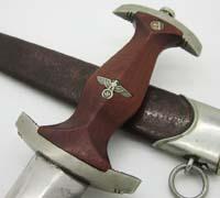 Rare Early SA Dagger by E. Schrick