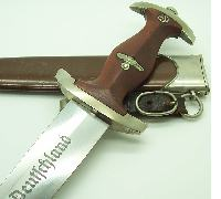 Early Time Capsule SA Dagger by Hugo Linder