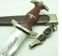 Early Hermann Linder SA Dagger