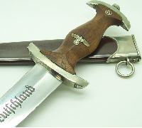 Early J.P. Sauer SA Dagger