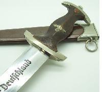Early Aesculap SA Dagger