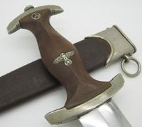 Early SA Dagger by Paul A Henckels