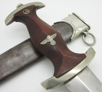 Rare Early SA Dagger by Wilh. Wagner