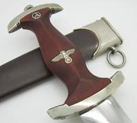 Early SA Dagger by Gustav Voss
