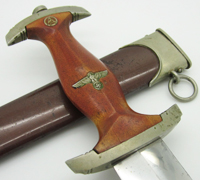 Early SA Dagger by E. P. & S.