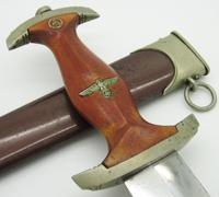 Early SA Dagger by E. P. & S.