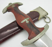 Early SA Dagger by Hugo Linder Deltawerk