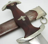 Early SA Dagger by Paul Weyersberg