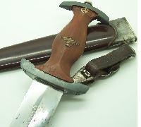 RZM 7/56 SA dagger by C. D. Schaaf