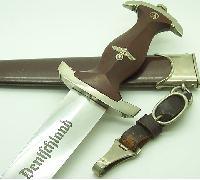 Killer Early Large Double Oval Eickhorn SA Dagger