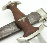 Rare Early SA Dagger by Hugo Servatius