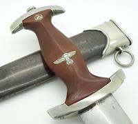 Early NSKK Dagger by Gegr. Bell