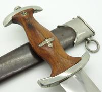 Early SA Dagger by Haenel