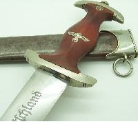 Early SA Dagger by Paul Seilheimer